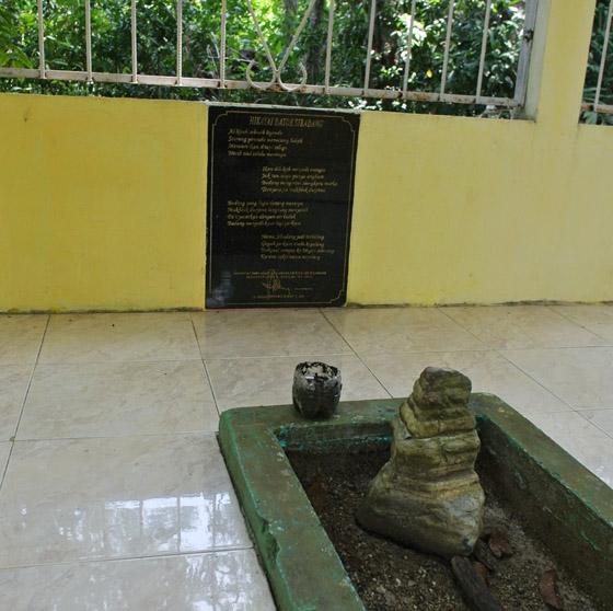 Telusur Makam Badang Di Pulau Buru Seniberjalan Com