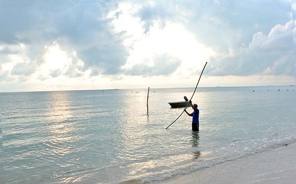 Pantai Tegar Putri/seniberjalan.com