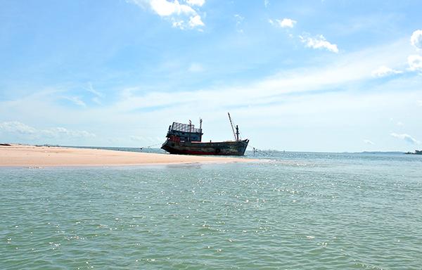 Pulau Tunjuk/seniberjalan.com