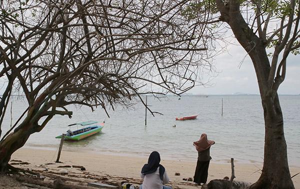 Pantai Nongsa/seniberjalan.com